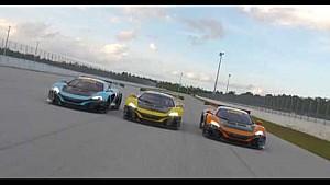 Kpax racing pre season test Palm beach