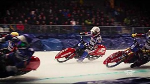 2017 Astana Expo FIM Team Ice Speedway Gladiators - Инцель
