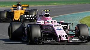 GP d'Australie - Le sublime dépassement d'Esteban Ocon