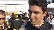 GP d'Australie - L'interview d'Esteban Ocon