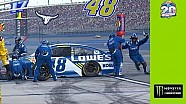 Pit road problems for 'Seven-Time'