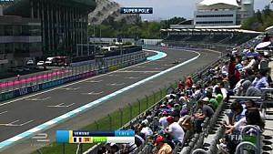 Formula E-墨西哥ePrix排位赛精彩集锦