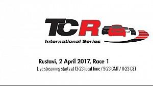 Livestream: Rustavi - Gara 1