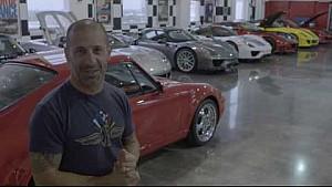Tony Kanaan's office/garage tour pt. 2