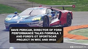 Ford Performance boss talks F1 & GT racing