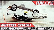 Best of winter rally crash 2017 compilation racingfail!