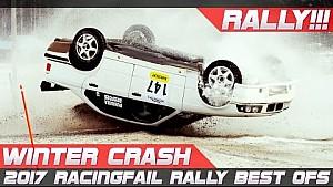 Best of winter rally crash 2017 compilation racingfail!