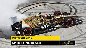 IndyCar - Le résumé du GP de Long Beach
