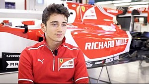 Charles & Antonio talk about their first FIA F2 Season