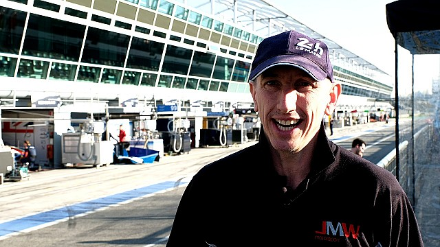 #4hsilverstone : Rob Smith Interview
