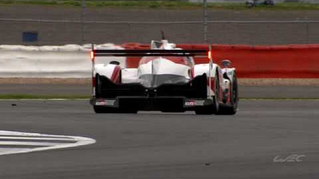 6h Silverstone: Highlights, 1. Training