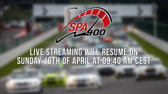 LIVE - Spa 400 - Hundred Series by BGDC
