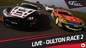 British GT - Oulton Park - Race 2
