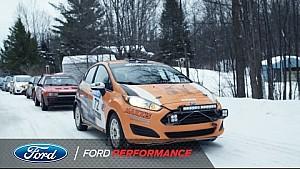 Sno*Drift kicks Off 2017 rally America season | Stage rally
