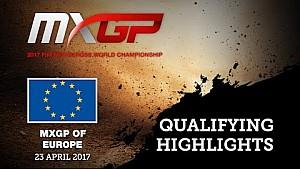 Samenvatting kwalificatierace MX2 en MXGP Europa