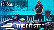 Race school: Performing the perfect pit stop