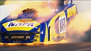 Ron Capps vs. Robert Hight - Houston Funny Car final