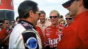 Junior ponders: How would 'Intimidator' feel?