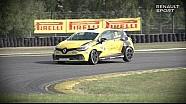 Coupe de France Renault Clio Cup : Reportage - Nogaro (2017)