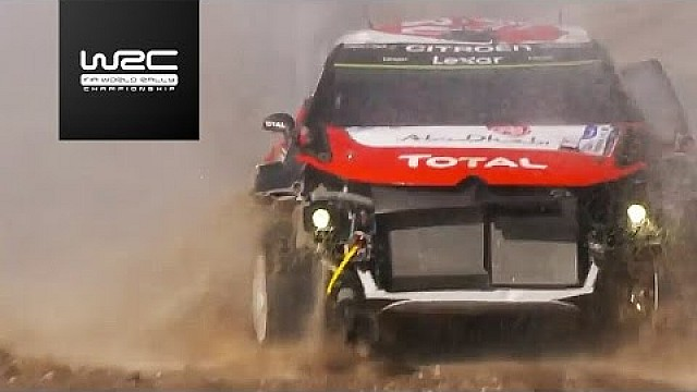 Rallye Argentinien: Highlights, WP 4-8