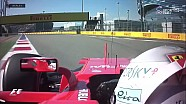 2017 Rusya GP Sıralamalar - Vettel'in Pole turu