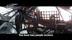 WTCC赛场故事-蓝色海盗