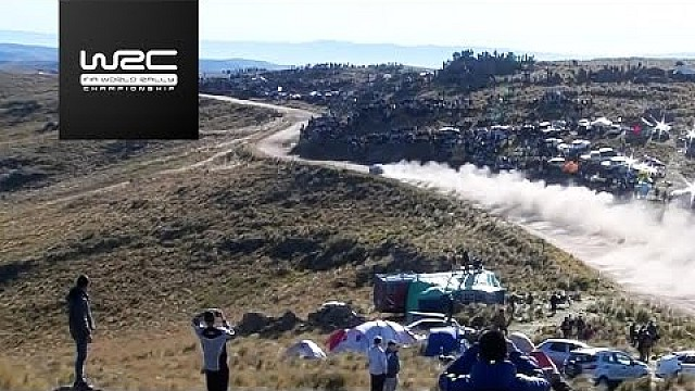 Rallye Argentinien: Highlights, WP 16