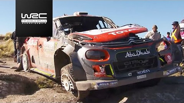 Rallye Argentinien: Highlights