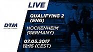 2. Yarış Sıralama Turları - DTM Hockenheim 2017