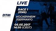 En Vivo: carrera 1 - DTM Hockenheim 2017