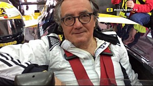 Minardi  Day, Giancarlo alla guida della sua M192