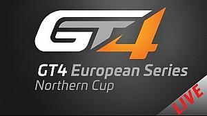 GT4 European Series - Brands Hatch - Race 1