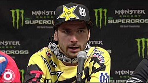 450SX Press Conference - Las Vegas - Race day live - 2017