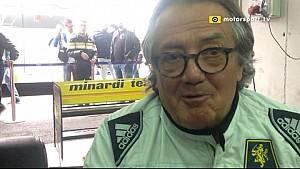 Gian Carlo Minardi e la sua