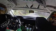 CS-R3 onboard action rally Transilvania