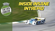 On board wild 800hp 7.2-litre Intrepid RM-1 at road Atlanta