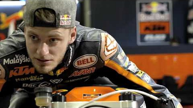 Das Moto2-Team Red Bull KTM Ajo
