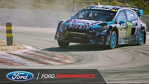 2017 FIA World RX round 3: Live broadcast replay | Germany | Ford Performance