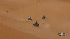 Merzouga Rally 2017:  Quads - Stage 6