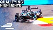 Sıralama turları özet Monaco ePrix 2017 - Formula E