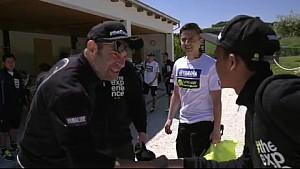 3rd Yamaha VR46 Master Camp rider: Anggi Setiawan
