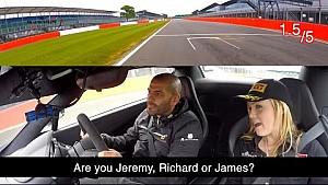 Chris Harris - Silverstone - 1 Lap - 15 questions