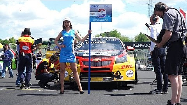 Hungary race highlights WTCC with Tom Coronel 2017