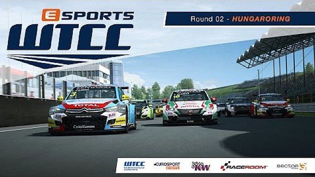 eSports WTCC | On site – Hungaroring