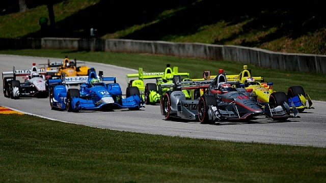 Live: Indy 500, 3. Training