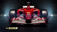 F1 2017 - Entrez dans l'histoire