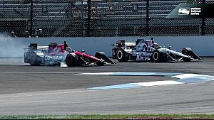 2017 Indycar Grand Prix at Indianapolis remix