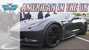 Rare collector's edition 455bhp Corvette Grand Sport roars at Supercar Sunday