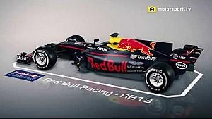 Red Bull'un güncelleme çalışmaları