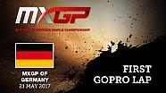MXGP GP de Alemania: GoPro de Jeremy Seewer